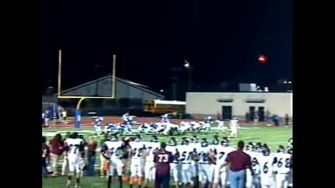 Thumbnail for entry Marshall Rams vs John Jay 2012 Relentless Pursuit