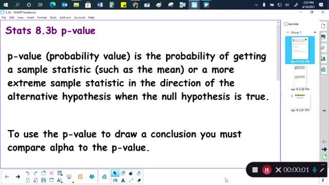 Thumbnail for entry Statistics 8.3b