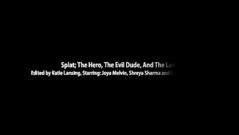 Thumbnail for entry Splat