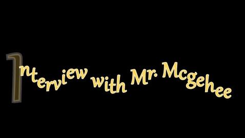 Thumbnail for entry 10K Titan Mr. McGehee