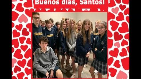 Thumbnail for entry Saints @ 8 - February 14, 2020