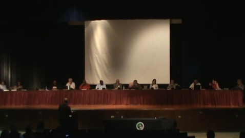 Thumbnail for entry CASD School Board Meeting 10-22-19 p2