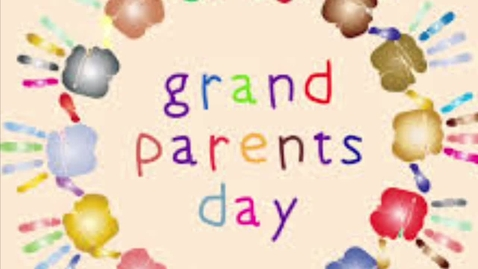 Thumbnail for entry Grandparents & Grandfriends Day