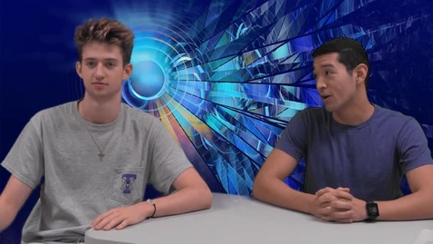 Thumbnail for entry Video Announcements 5/12