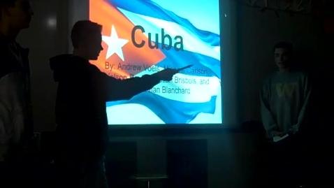 Thumbnail for entry Cuba