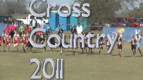 Thumbnail for entry Cross Country 2012