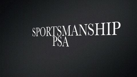 Thumbnail for entry Sportsmanship
