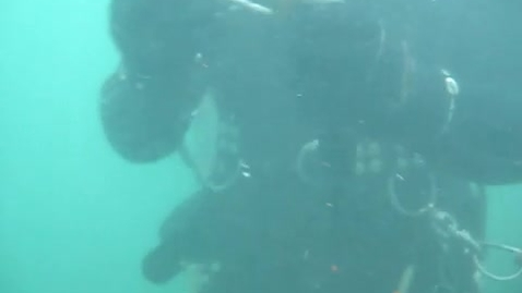 Thumbnail for entry Underwater welding
