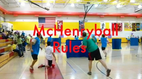 Thumbnail for entry McHenryball Rules