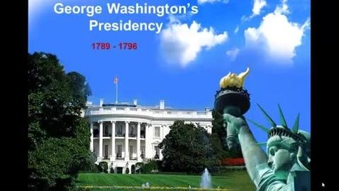 Thumbnail for entry Washington Presidency