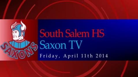Thumbnail for entry 041114 SaxonTV