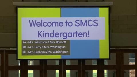 Thumbnail for entry Kindergarten Orientation 2021-2022