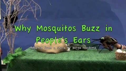 Thumbnail for entry Why Mosquitoes Buzz in People's Ears