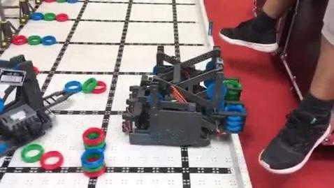 Thumbnail for entry VEX IQ Ringmaster - 2017-2018 VEX IQ Challenge Game
