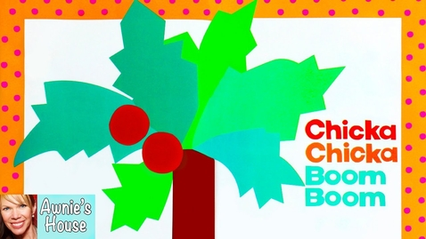 Thumbnail for entry 🌴 Kids Book Read Aloud: CHICKA CHICKA BOOM BOOM by Bill Martin Jr, John Archambault and Lois Ehlert