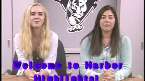 Thumbnail for entry Harbor Highlights, April 25, 2016