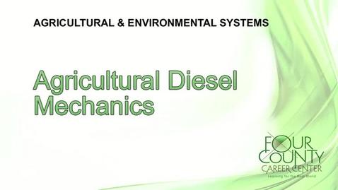 Thumbnail for entry FCCC - Ag/Diesel Mechanics 2017