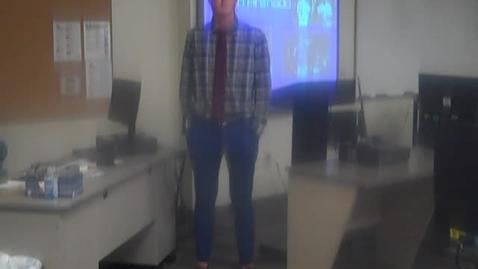 Thumbnail for entry Garrett Smith Speech 3