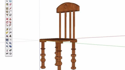 Thumbnail for entry GS - Advance Chair Design p1