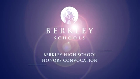 Thumbnail for entry 2013 BHS Honors Convocation