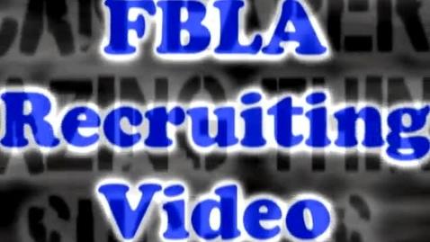 Thumbnail for entry Hazen FBLA Digital Video