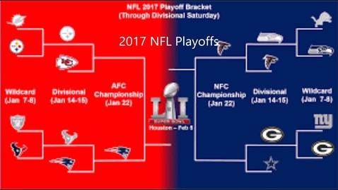 Thumbnail for entry KLAK 8th Hour Special Feature- NFL Playoffs