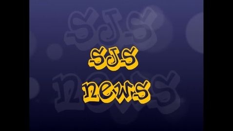 Thumbnail for entry SJS News Vol1 Issue1