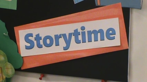 Thumbnail for entry Yummytime Storytime: Mrs. Meacham