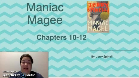 Thumbnail for entry Maniac 11-12