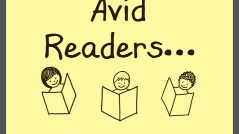 Thumbnail for entry Reacting to Books Week of 5/11