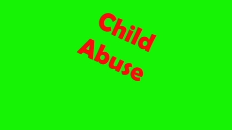 Thumbnail for entry Child Abuse PSA (WSCN 2008-2009)