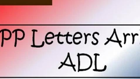 Thumbnail for entry Getting 1st KIPP letters