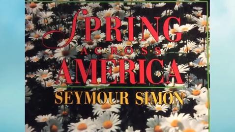 Thumbnail for entry Seymour Simon's Spring Across America