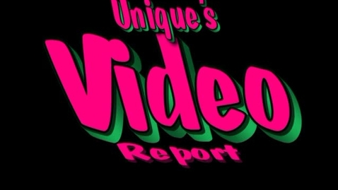 Thumbnail for entry Unque & Saijah's Video Report