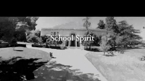 Thumbnail for entry School Spirit