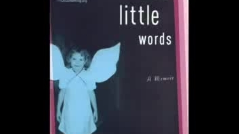 Thumbnail for entry THREE LITTLE WORDS, by Ashley Rhodes Courter