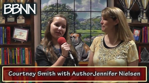 Thumbnail for entry Jennifer Nielsen
