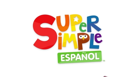 Thumbnail for entry ¡Hola! - Canciones Infantiles - Super Simple Español (1)