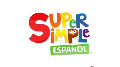 Thumbnail for entry ¡Hola! - Canciones Infantiles - Super Simple Español (1)