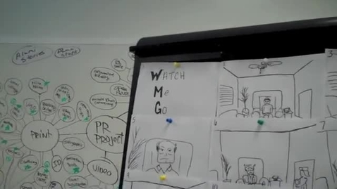 Thumbnail for entry Sabra Wilson SCVAF Storyboard Pitch