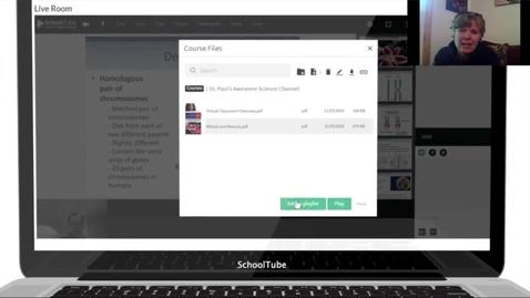Thumbnail for entry Teacher Testimonial - Virtual Classroom