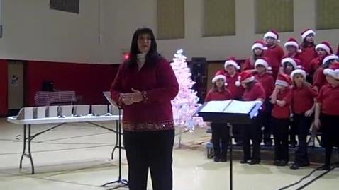 Thumbnail for entry Honor Choir 7