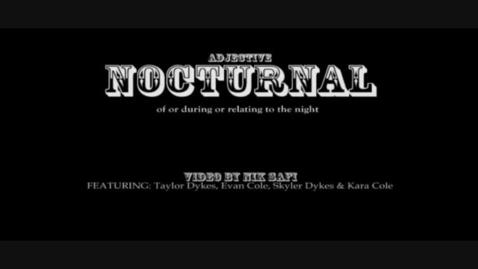 Thumbnail for entry Nocturnal – BrainyFlix.com Vocab Contest