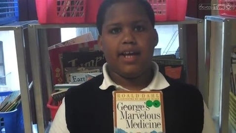 Thumbnail for entry George's Marvelous Medicine Book Review