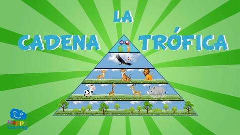 Thumbnail for entry La Cadena Trófica | Videos Educativos para Niños