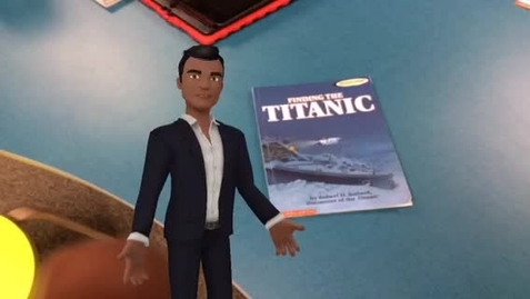 Thumbnail for entry Book Review: Finding the Titanic
