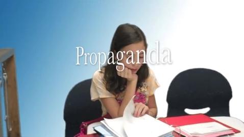Thumbnail for entry Propaganda