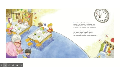 Thumbnail for entry When I Grow Up Read Aloud