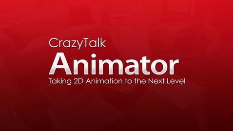 Thumbnail for entry CrazyTalk Animator - Demo Reel