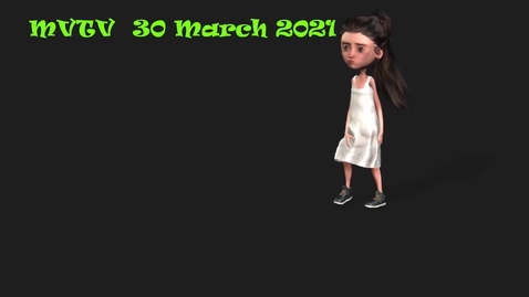 Thumbnail for entry intro hannah 30 march